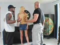 Interracial House Of Pussy 04 - Scene 1
