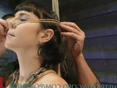 Tit Twisting Punishment