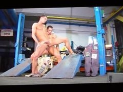 Muscle Car Club 02 - Scene 2