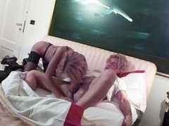 Transsexual Pinup Girls 01 - Scene 3