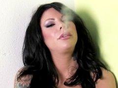 Mason Moore smoking (Non-Nude)