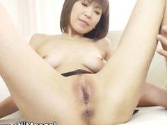 Fine ass slut Jun Kusanagi in gangbang part4