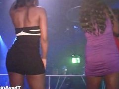 Hot and horny girls stripping and posing in a very fascinating way