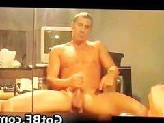 Horny amateur guys jerking off part3