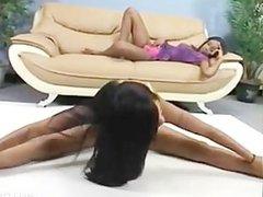 Kapri Styles lesbo scene