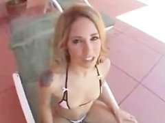 lindsey meadows small tits and big dick