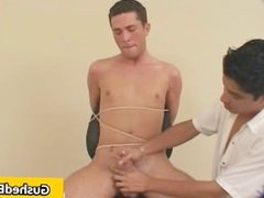 Shane gets his amazing teen dick part1