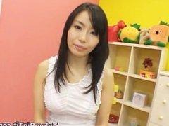 Hina Hanami great real asian model part5