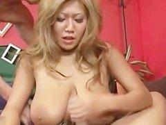 Rui Akikawa japanese girl with big natural tits