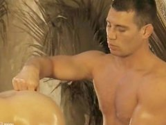Erotic And Intimate Anal Massage