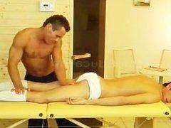 Massage the Football Player
