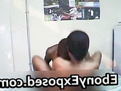 Amateur black girlfriend on top part3