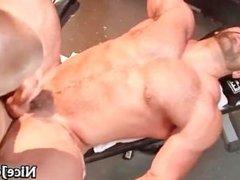 These hot jocks love to suck part4