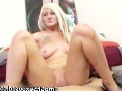 Punk amateur fucked stiff on the lounge part3