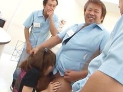 Super hot asian babes sucking, fucking part2