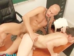 Extreme cock sucking and fucking part4