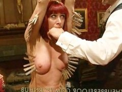 Wild Orgy of Sex Slaves