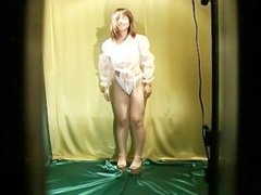 Voyeur amateur lingerie models