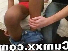 Young Cum For Hot Ebony