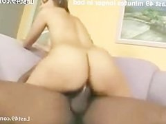 Ass is good and she likes to be fucked by one big dick