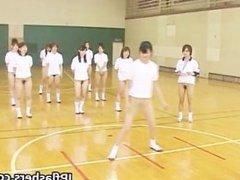 Super hot Japanese girls flashing part5