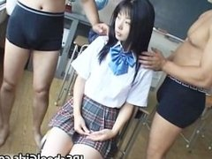Aya Seto Lovely Asian Schoolgirl part1