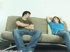 Queer scene of Braden and Jeremy having part2