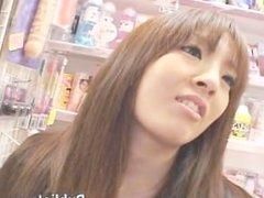Hitomi Tanaka Hot Asian babe shows off part5