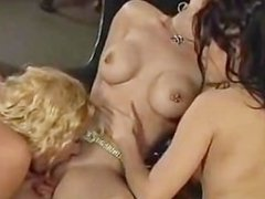 alexa rae and nikki loren lesbian threesome