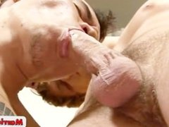 Married man gets his anus rimmed part2