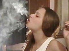 Lynn smoking is awesome