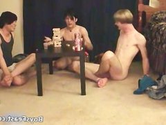 Super steamy gay teens having a game part5