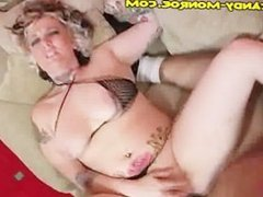 Interracial Fuck for Cuckold to Watch