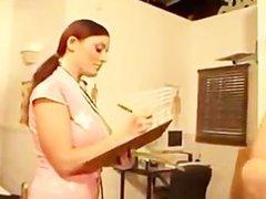 Sophie Dee the nurse
