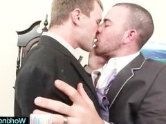 Job interview resulting in hot steamy gay porn By Workingcock part2