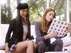 Ginger Lynn Is Torn - Scene 1