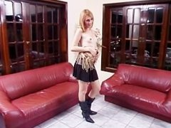 Fuck My Young Transsexual Ass 02 - Scene 4