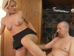 Jasmine Jolie takes on a big cock