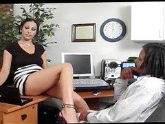 Black Dick in Daddy's Daughter 4 - Scene 5