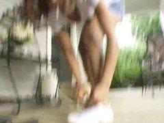 Ebony feet 2