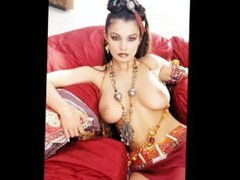 Indian Tits - Aria Giovanni