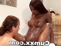 Ebony Fucked In Ass Hardcore