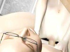 Umemaro 3D Lewd Consultation Room English Dub