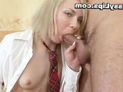 Woman gets her pussy lips swollen part6