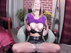 Your Stepmom Watches You Jerk Off By twistedworlds