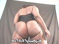 THICK HEFTY BBW OBESE FAT PHAT EBONY