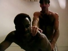 Glory Holes 2 White Men Black Cocks - Scene 2