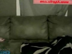 Brunette Blows And Getting Fucked By Latino Bf