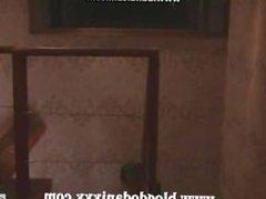 BBB 13 - Yuri excitado e mostrando o pau
