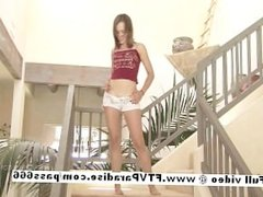 Lovely Amazing hot naked girl posing